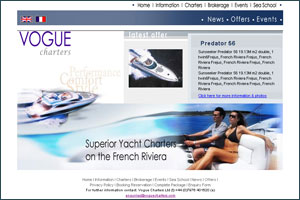 Yacht and boats rental service